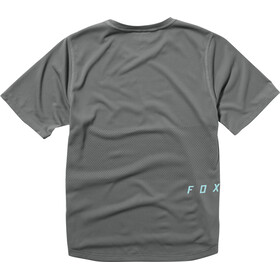 Fox Ranger SS Jersey Youth pewter